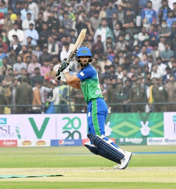 Inzamam-ul-Haq heaps praise on Shan Masood Multan Sultans Pakistan Super League PSL cricket