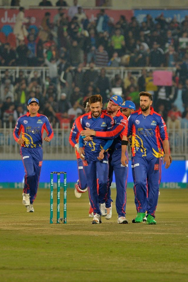 Mohammad Amir revealed that the Rawalpindi crowd is like a home crowd for him Pakistan Super League PSL Karachi Kings cricket
