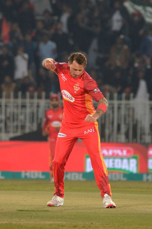 Dale Steyn impressed with Pakistan's cricketers, saying there is so much talent and many great fast bowlers Islamabad United Pakistan Super League PSL cricket