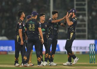 Mohammad Hasnain is excited that Dale Steyn is with the Quetta Gladiators