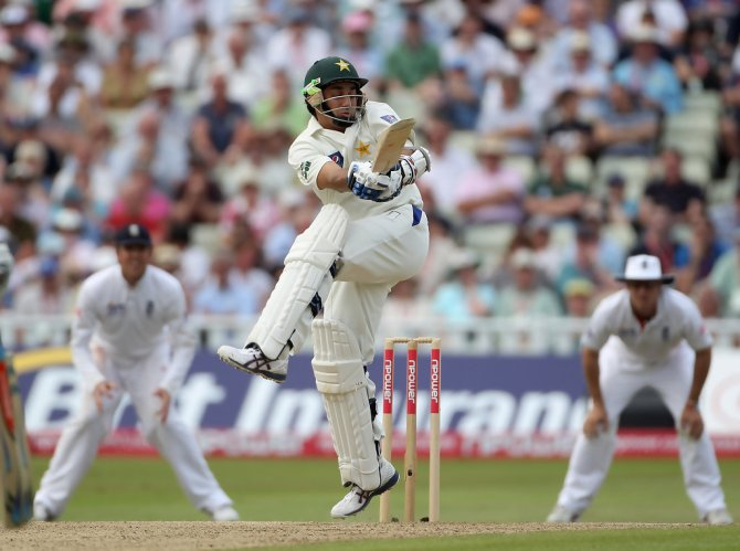 Saeed Ajmal reveals why he wanted to smash James Anderson's head with his bat Pakistan England cricket