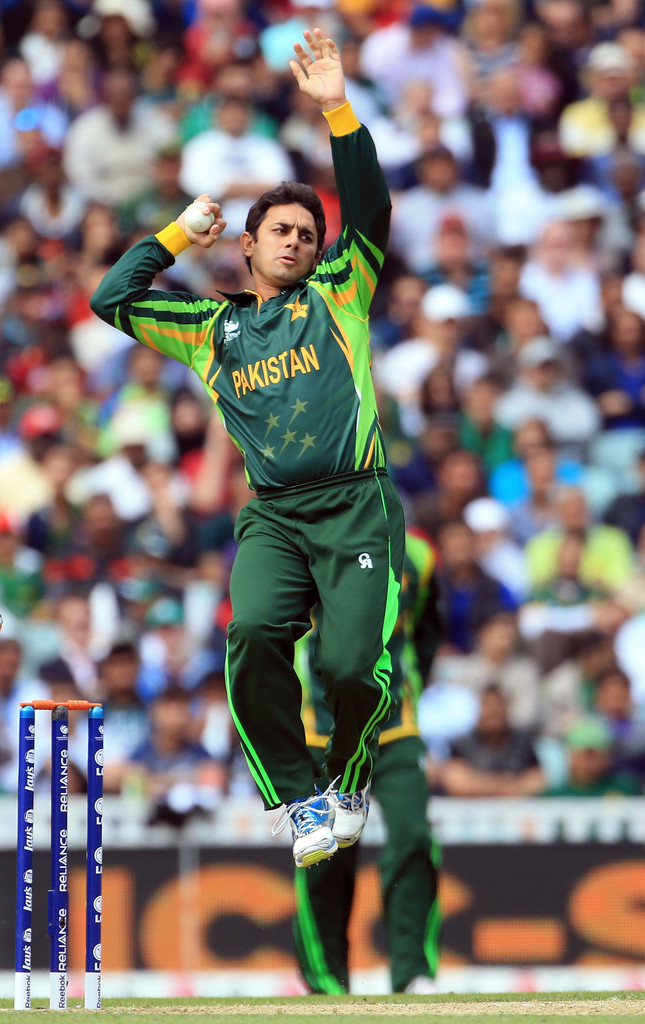 Asad Rauf clarifies if India and BCCI got Saeed Ajmal banned from bowling Pakistan cricket