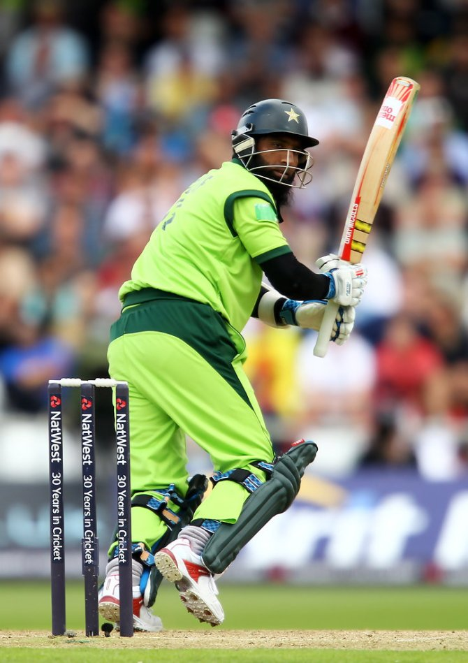 Mohammad Yousuf named Sachin Tendulkar and Brian Lara as his favourite cricketers of all time Pakistan cricket