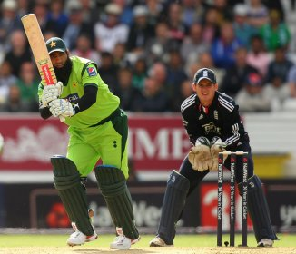 Mohammad Yousuf picked Kane Williamson as the best limited overs captain Virat Kohli Pakistan cricket