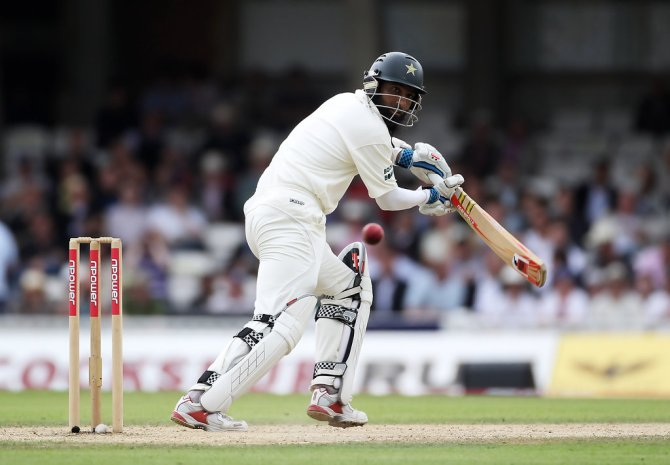 Mohammad Yousuf said Saud Shakeel still needs some fine-tuning but has a lot of potential