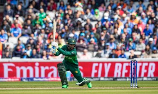 Fakhar Zaman applauded the All Blacks rugby team for their great gesture to honour Diego Maradona