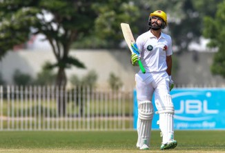 Younis Khan believes that Fawad Alam will perform if he is given the chance to play during the Test series against England Pakistan cricket