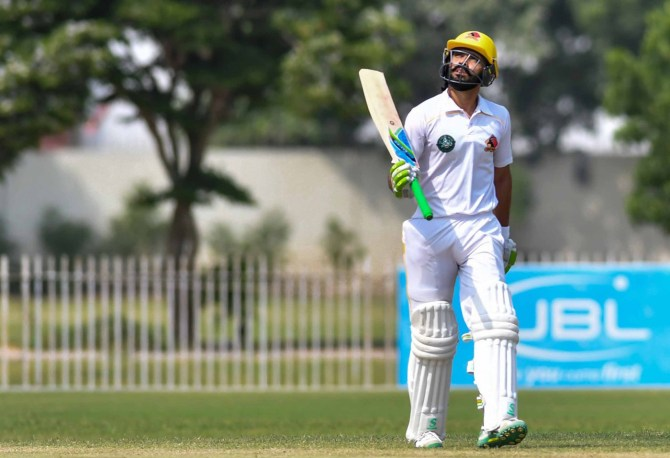 Fawad Alam thanked his fans for all their support, blessings and prayers Pakistan cricket