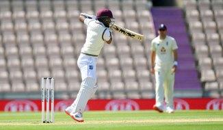 Kraigg Brathwaite 65 England West Indies 1st Test Day 3 Southampton cricket