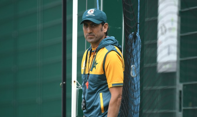 Younis Khan said Babar Azam used to struggle against spin