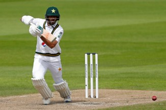 Pakistan opener Shan Masood admitted that New Zealand have a world-class pace attack