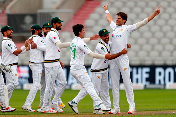 Michael Vaughan picks Shaheen Shah Afridi and Naseem Shah as the next Wasim Akram and Waqar Younis Pakistan cricket
