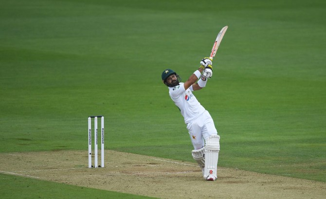 Mohammad Rizwan thankful his decision to attack England's bowlers paid off Pakistan cricket
