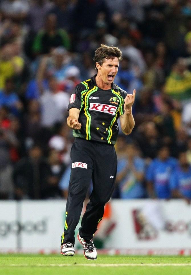 Brad Hogg reveals his favourite cricketing moment against Pakistan Australia cricket