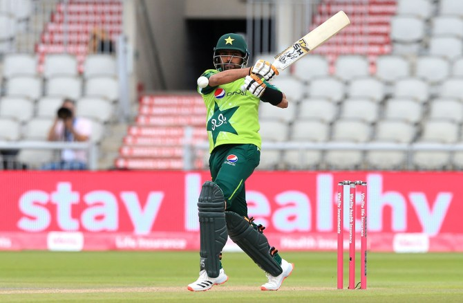Babar Azam revealed that he watched PTV Sports when growing up