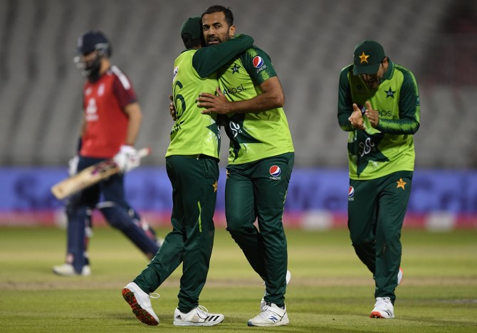Mohammad Wasim said Wahab Riaz's performances are not as good as they used to be