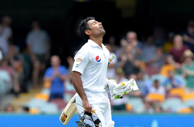 Misbah-ul-Haq has revealed if he has given up on Asad Shafiq Pakistan cricket