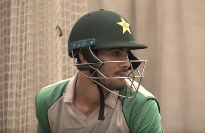 Qasim Akram picked Babar Azam and Mohammad Hafeez as his role models