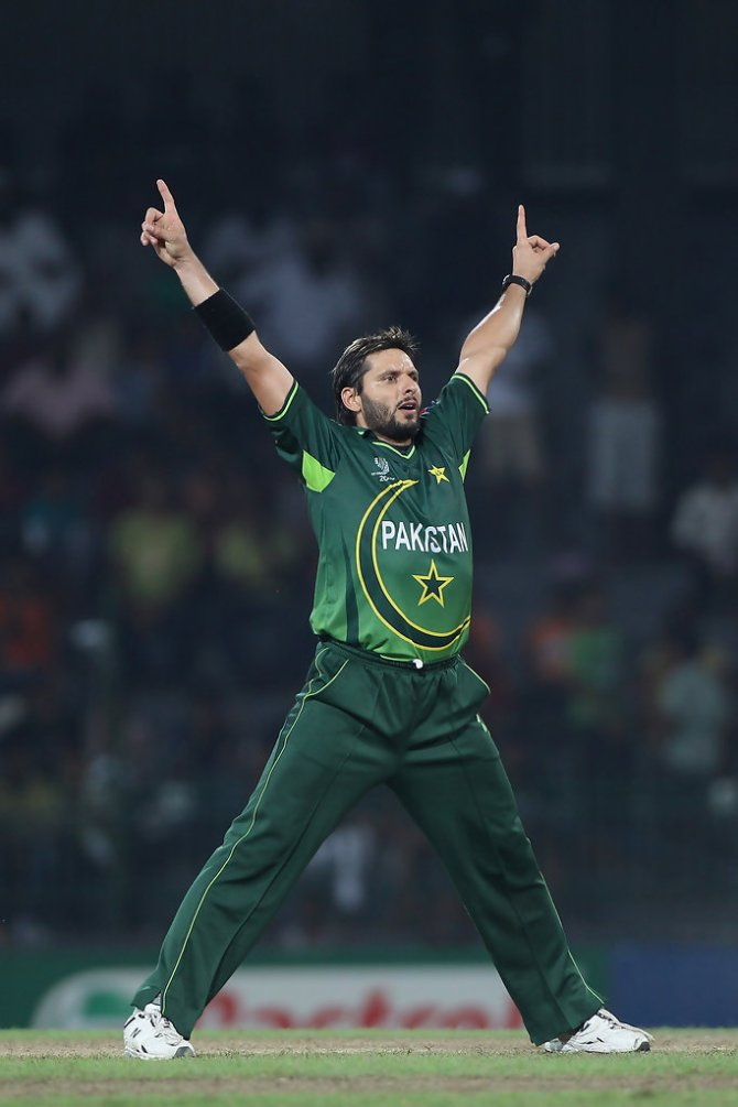 Shahid Afridi said Sharjeel Khan and Azam Khan can represent Pakistan for a long time