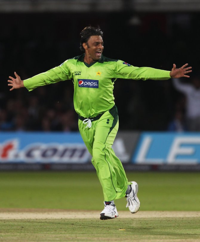 Shoaib Akhtar said Sharjeel Khan walks into the Pakistan T20 team