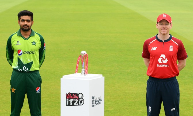 England may tour Pakistan for three T20 Internationals in January 2021