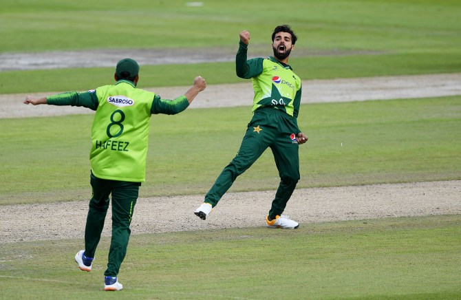 Shadab Khan said Babar Azam can lead Pakistan to victory in the T20 World Cup in India
