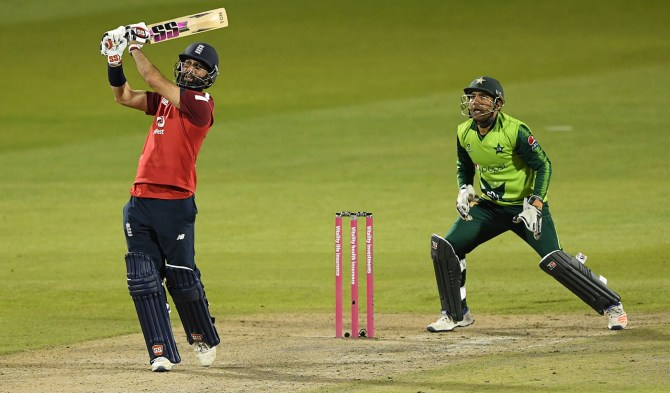 Moeen Ali admitted Naseem Shah is so good despite only being 17 years old
