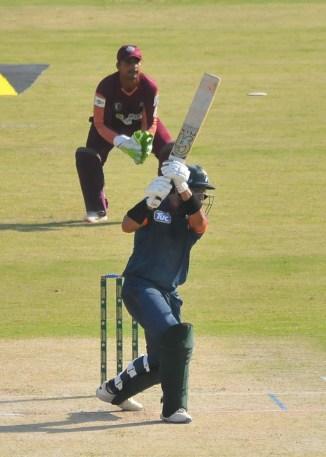 Pakistan batsman Imam-ul-Haq said it is his job to stand up and score runs