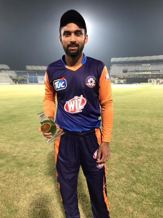 Pakistan and Central Punjab batsman Abdullah Shafique said he loves playing fast bowlers and batting in the top order