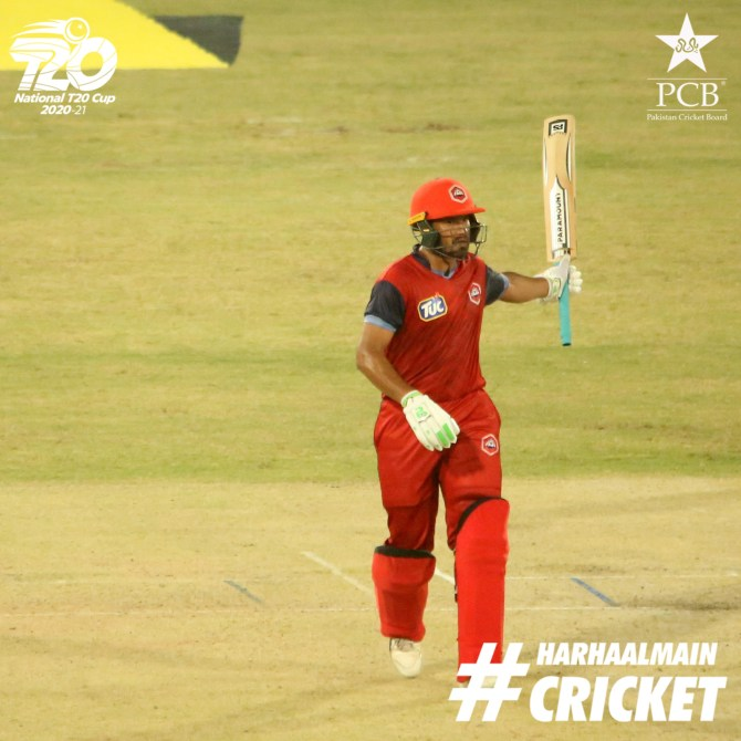 Zeeshan Malik reveals his goal for the National T20 Cup