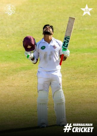 Pakistan all-rounder Hussain Talat said that he was never a white-ball specialist and added that people should stop assuming things