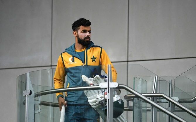 Pakistan spin-bowling all-rounder Shadab Khan has asked people to pray for his mother as she is unwell