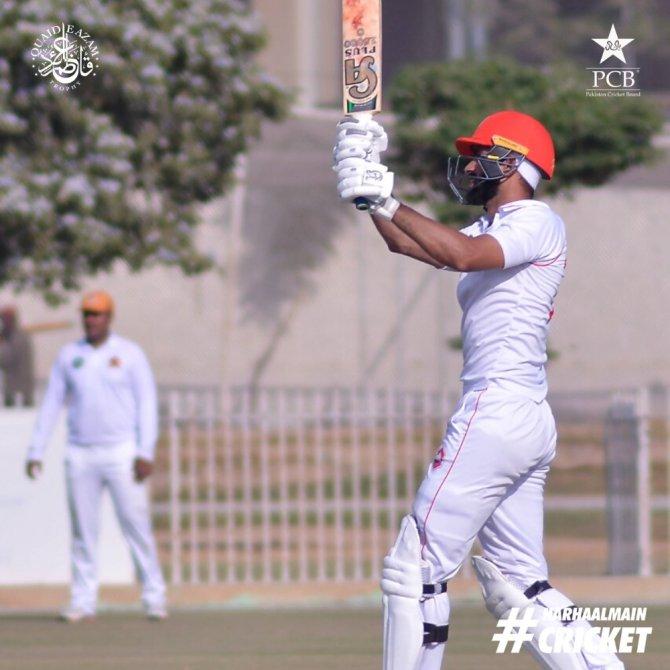 Pakistan batsman Hammad Azam said he is always learning