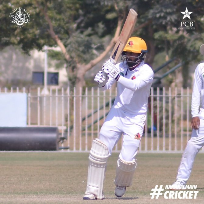 Tabish Khan backing Saud Shakeel to score a double hundred soon