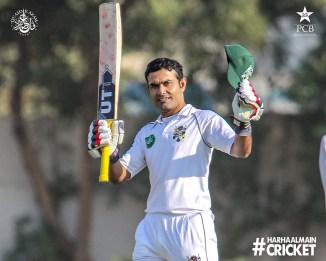Faisal Iqbal called 37-year-old Akbar-ur-Rehman a seasoned pro