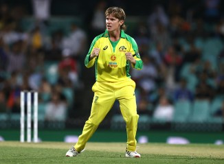 Adam Zampa said Haris Rauf will knock your head off as he bowls 150 kph