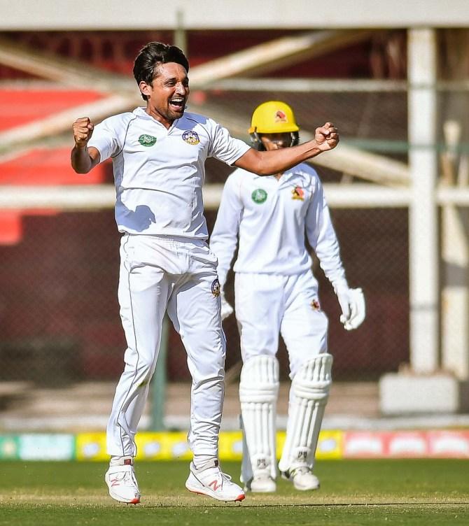 Hasan Ali said Waqas Maqsood has got talent