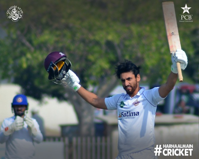 Pakistan batsman Agha Salman said he wants the reward he deserves which is being called up to the Pakistan team after his outstanding performances in the Quaid-e-Azam Trophy