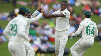Kagiso Rabada said he expects Pakistan to come out fighting