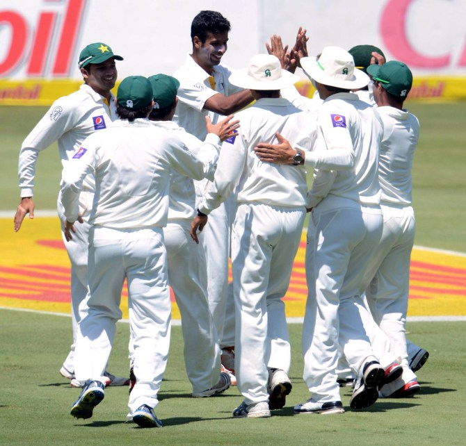 Pakistan seamer Ehsan Adil said he sensed greatness when he took a wicket on his third ball in international cricket
