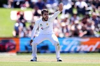 Pakistan cricketer Faheem Ashraf said to call him a bowling all-rounder