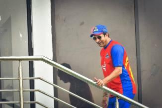 Pakistan pace great Wasim Akram said India captain Virat Kohli has scored serious runs