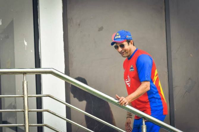 Wasim Akram said Shaheen Shah Afridi swings the ball both ways