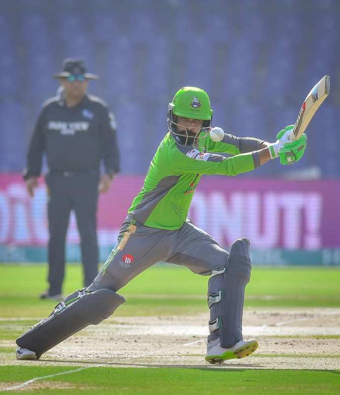 Aaqib Javed said it will be easy for Mohammad Hafeez to perform