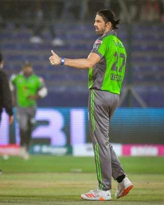 Ali Khan Tareen said the Lahore Qalandars should commission a statue of David Wiese