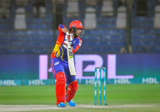 Sharjeel Khan said batting with Babar Azam brings him a lot of comfort and joy
