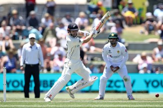 Pakistan captain Babar Azam said he learned the art of playing the ball late from Kane Williamson