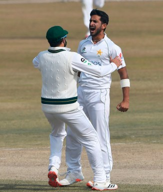 Pakistan fast bowler Hasan Ali said he loves testing his temperament and patience in Test cricket