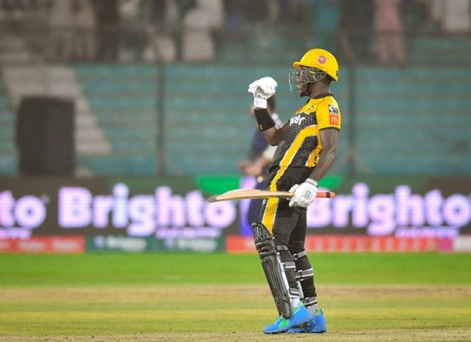 Sherfane Rutherford said Babar Azam's batting is real art