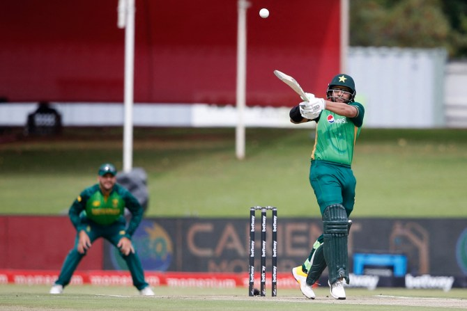 Fakhar Zaman said Imam-ul-Haq is one of the best in reading the wicket